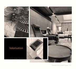 VALORISATION -photos RG- Interior Designer Raphaël GRANGEON